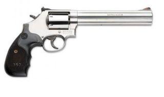 M686 3-5-7 .357 Cal 7 Bbl 7Sh Revolver