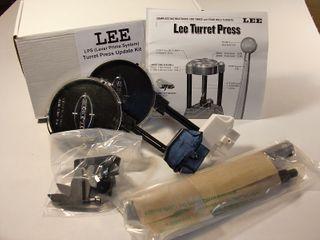 Turret Press Update Kit