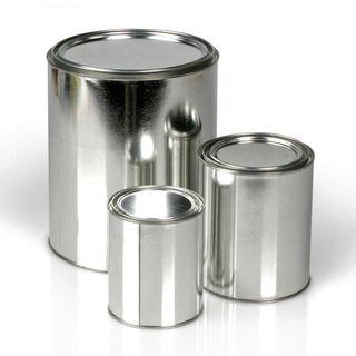 Metal Arson Cans 1 Gallon 2 PK