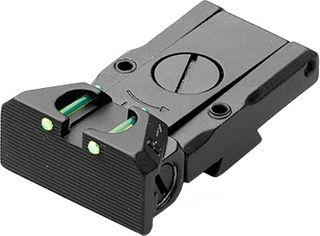 Fibre Optic Rear Sight Para Ordnance