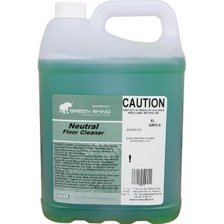 GREEN RHINO® NEUTRAL FLOOR CLEANER