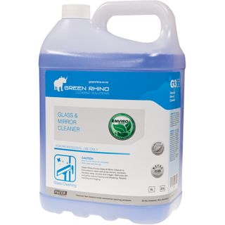 GREEN RHINO® ENVIRO GLASS & MIRROR CLEANER G3