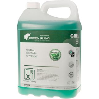 GREEN RHINO® NEUTRAL DISHWASH DETERGENT