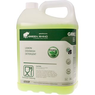GREEN RHINO® LEMON DISHWASH DETERGENT