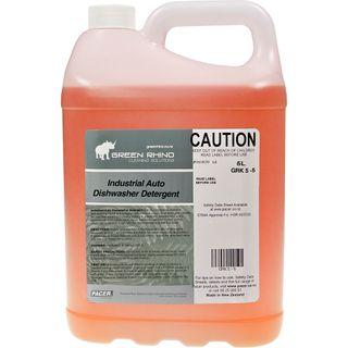 Green Rhino® Industrial Auto Dishwasher Detergent