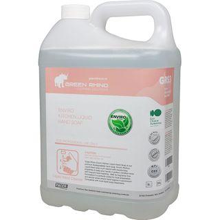GREEN RHINO® ENVIRO KITCHEN LIQUID HAND SOAP
