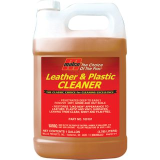 MALCO LEATHER & PLASTIC CLEANER