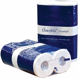 GRACEFIELD TOILET TISSUE  2PLY 280SHEET (72ROLL)