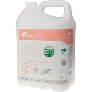 GREEN RHINO® ENVIRO VANILLA LIQUID HAND SOAP