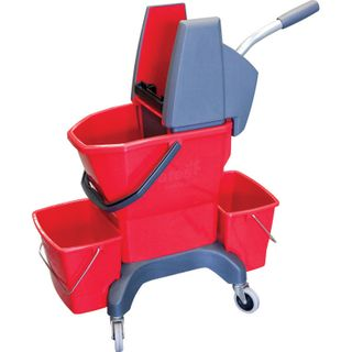 EZY ERGO PRESS WRINGER BUCKET 25L