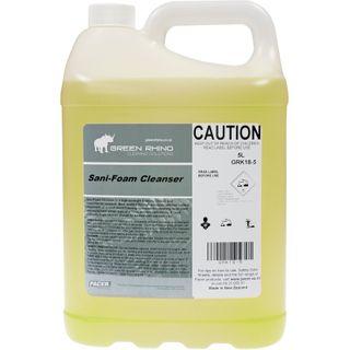 SANI-FOAM CLEANSER