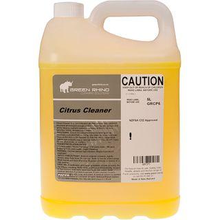 GREEN RHINO® GREEN RHINO CITRUS CLEANER