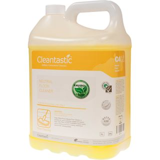 CLEANTASTIC C4 NEUTRAL FLOOR CLEANER