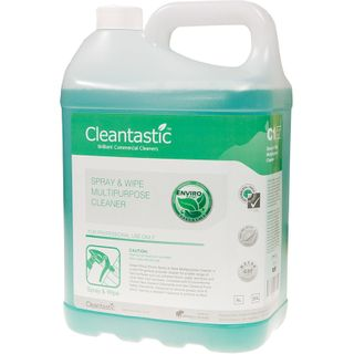 CLEANTASTIC C1 SPRAY & WIPE MULTIPURPOSE CLEANER
