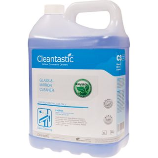 CLEANTASTIC C3 GLASS & MIRROR CLEANER