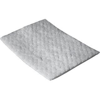 SCUFF PAD WHITE NON-ABRASIVE