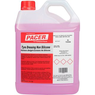 TYRE DRESSING NON-SILICONE