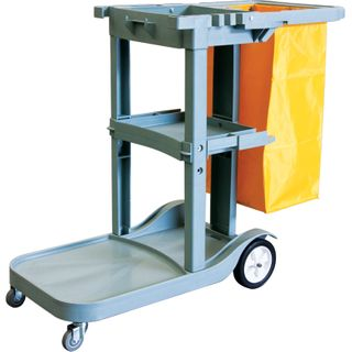 VACUUM TROLLEY CART WITH BAG