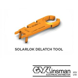 SOLARLOK 2.0 CONNECTOR DISCONNECT TOOL