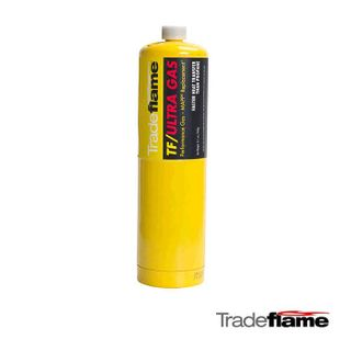 DISPOSABLE TF/ULTRA GAS CARTRIDGE YELLOW 400G BOM FITTING