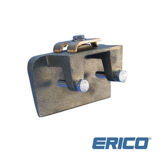 ERICO CAST TWO BOLT BEAM BONDING CLAMP - TINNED