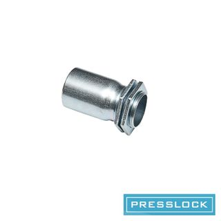 20MM METAL PLAIN TO SCREWED ADAPTOR