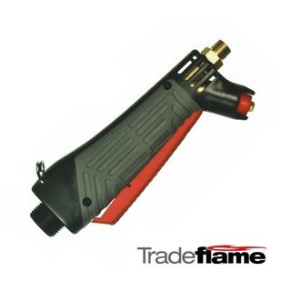 AUTO BLOWTORCH HANDLE WITH PIEZO IGNITION (2 BAR RUNNING)