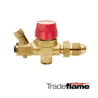 POL VARIABLE REGULATOR WITH HOSE FAILURE VALVE