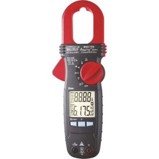 CLAMP METER 600A AC WITH VOLTS & AMPS DUAL DISPLAY