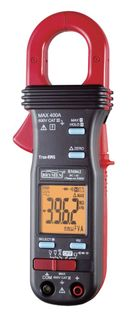CLAMP METER 400A AC/DC SINGLE DISPLAY COMPACT