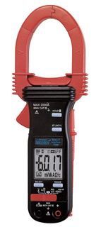 CLAMP METER 2000A AC WITH LARGE CLAMP UP TO 45MM DIA.