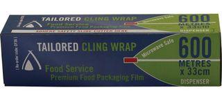 Cling Wrap 330cmx600m roll