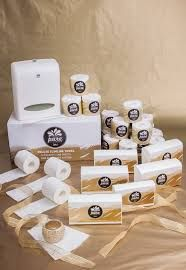 Toilet Tissue Luxury Pure Gold 3 ply 48