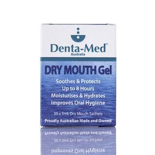 Denta-Med whole mouth Oral  Gel 3ml sachet 20