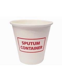 Sputum Cup Paper 190ml 50