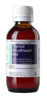 Thymol Mouthwash 100ml ea