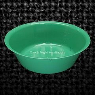 Bowl General Use GREEN 305mm ea