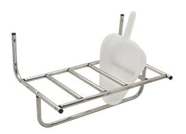Vernacare Slipper Pan Support Rack  ea