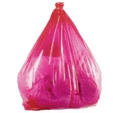 Laundry Bag Dissolvo Strip MINI RED 50