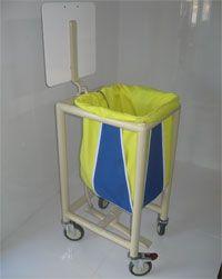 Laundry Bag Limiter Sling ea