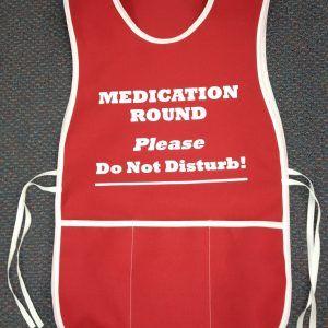 Medication Round Apron each