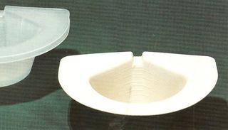 Specimen Pan Collection Device 1lt  10