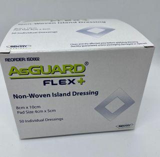 Asguard Flexi+ Island 8x10cm 50