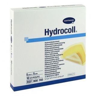 Hydrocoll 5cmx5cm 10