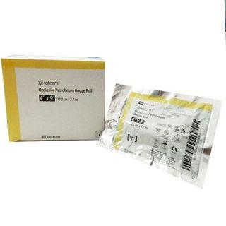 Xeroform Gauze 10cmx2.7m roll