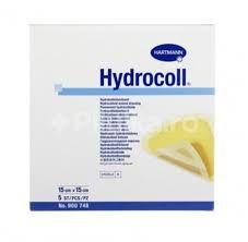 Hydrocoll 15cmx15cm 5