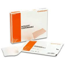 Intrasite Conformable 10x10cm 10