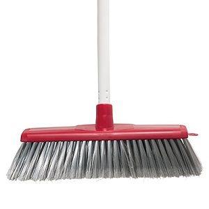 Broom Classic Plus Indoor Oates RED ea