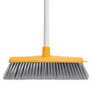 Broom Classic Plus Indoor OatesYELLOW ea