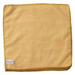 Microfibre Cloth Oates YELLOW 10